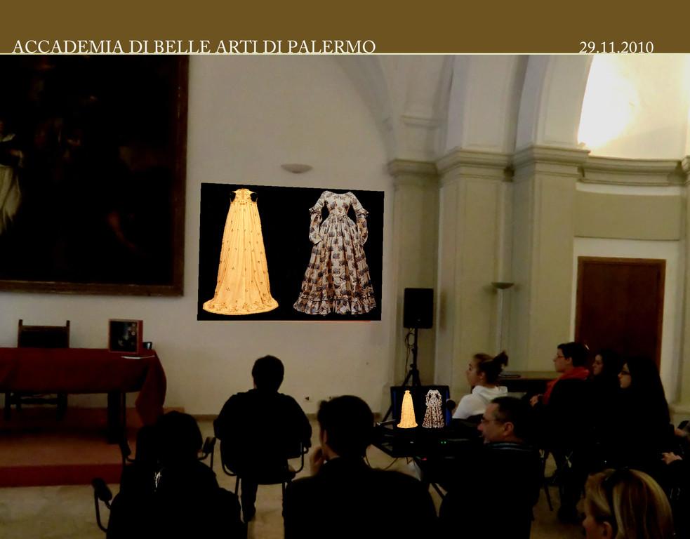 Lectio Magistralis Dott.Giovanni Portelli  Sala S.Barbara Convento di San Domenico 03.12.2010