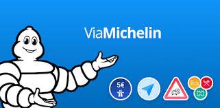 Trouvez votre itinéraire sur Via Michelin
