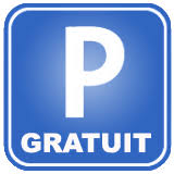 parking sur place gratuit