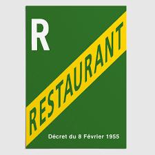 Détenteur de la licence restaurant pour la table de Nathalie