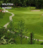 GOLFZON Real画面