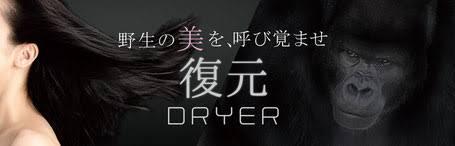 復元ドライヤー ¥15700-