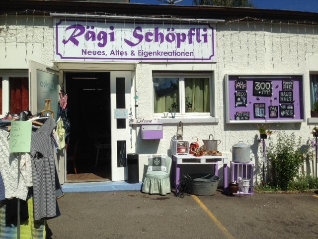Rägi Schöpfli Brockenhaus in 8105 Regensdorf