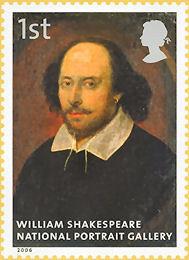 William Shakespeare - UK 2006