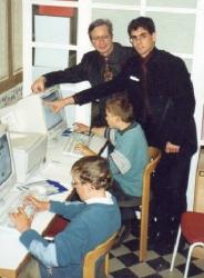 Einführung der beiden Internet-PCs