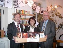 Einführung der DVDs