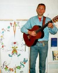Gottfried Fuchs, Maler und Musiker