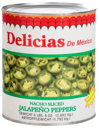 Jalapeño Nacho Slices