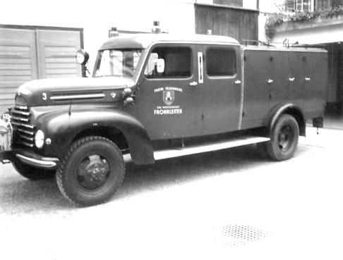 1. Tanklöschfahrzeug