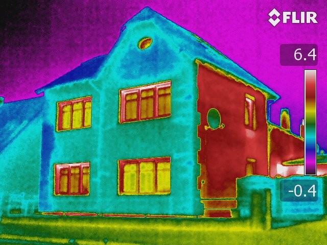Qualitätssicherung nach Wärmedämmmaßnahmen