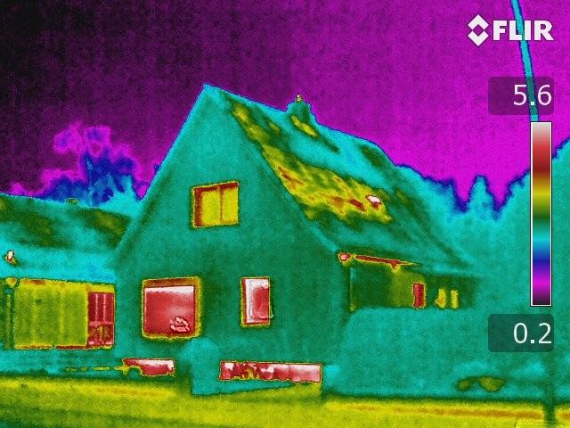 Qualitätssicherung nach Dachsanierung