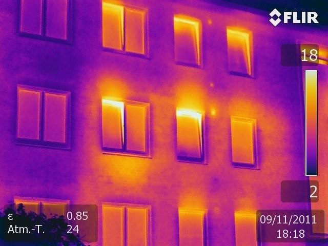 Qualitätssicherung nach Fenstermontage