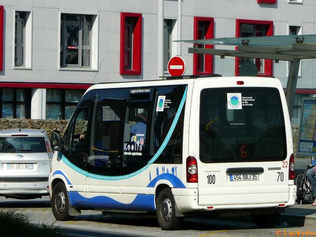 Dietrich Noventis 420 n°22, Gare Routière