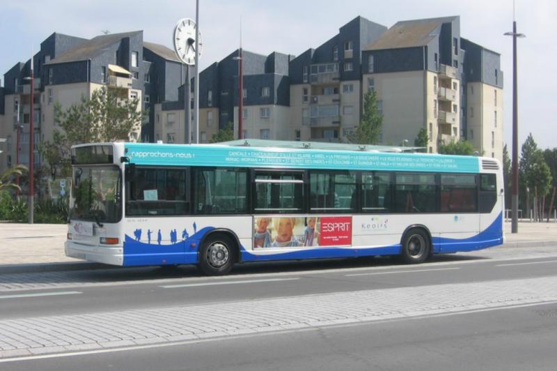 45, Gare Routière