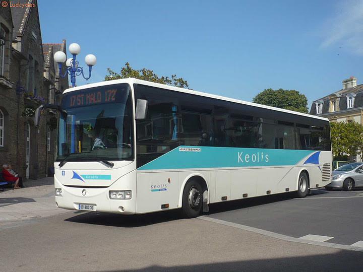 Irisbus Crossway, Paramé