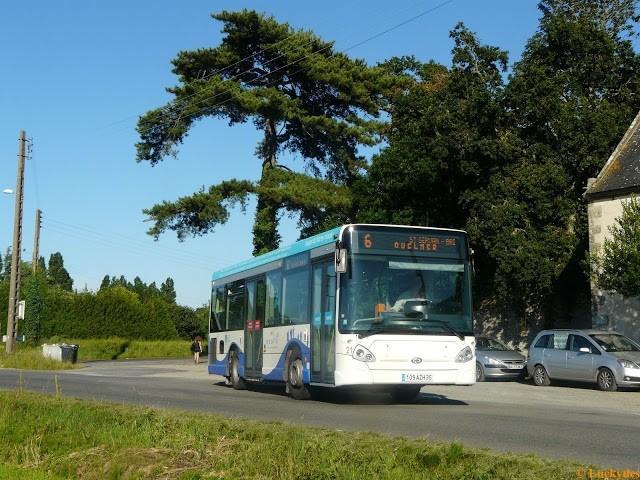 Heuliez Bus GX127 N°21, Bos