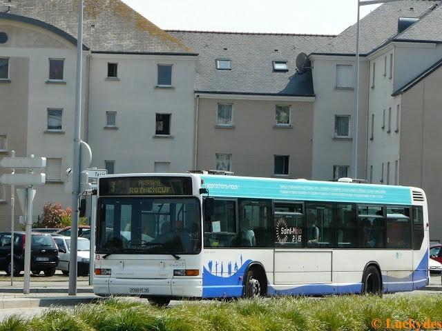 43, Gare Routière