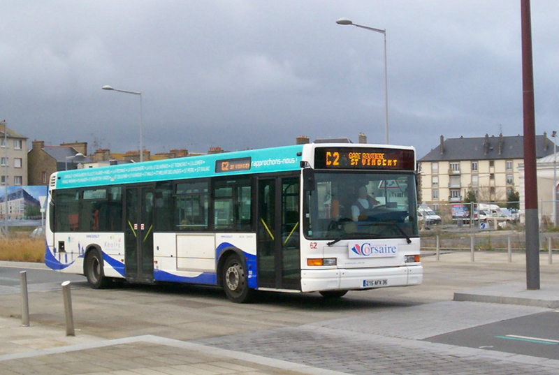 62, Gare Routière