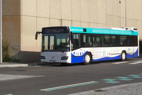 68, Gare Routière