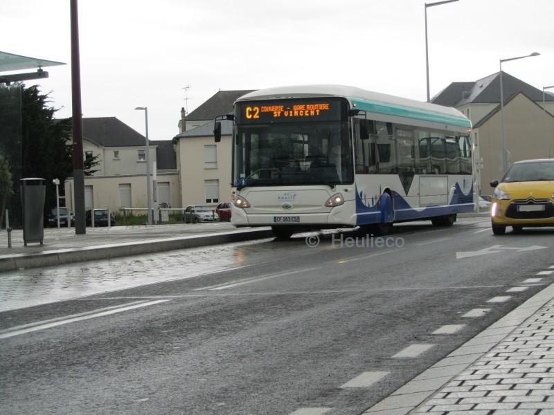 73, Gare Routière