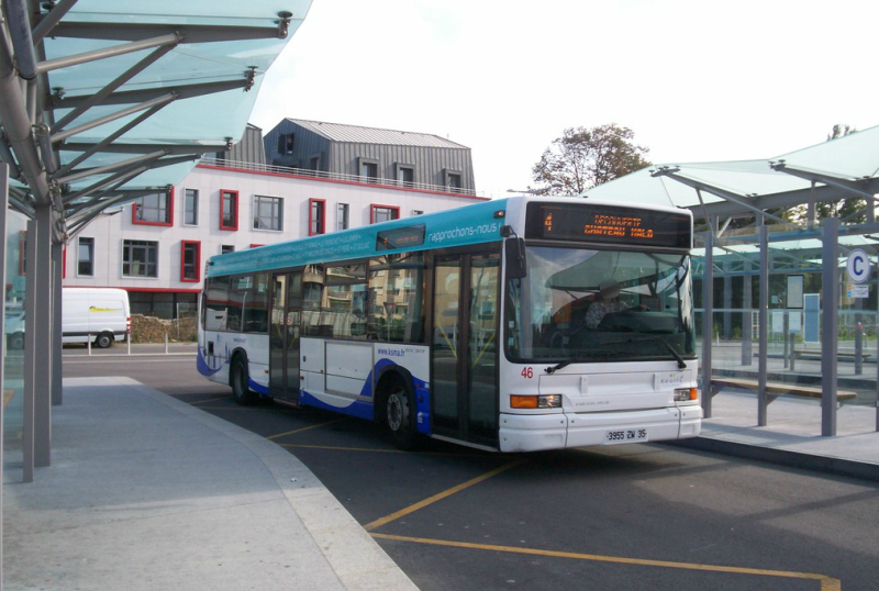46, Gare Routière