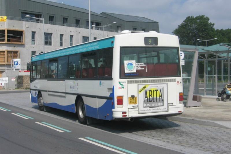 58, Gare Routière