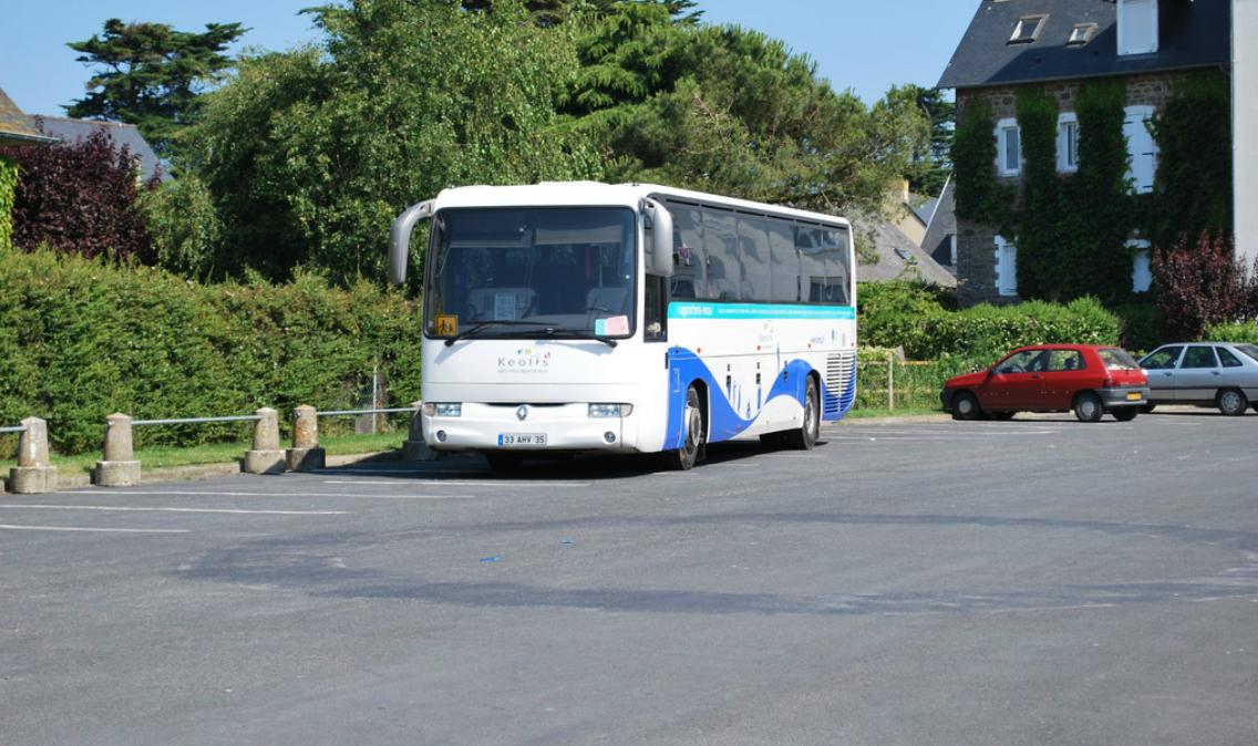 Irisbus Illiade Gare Routière