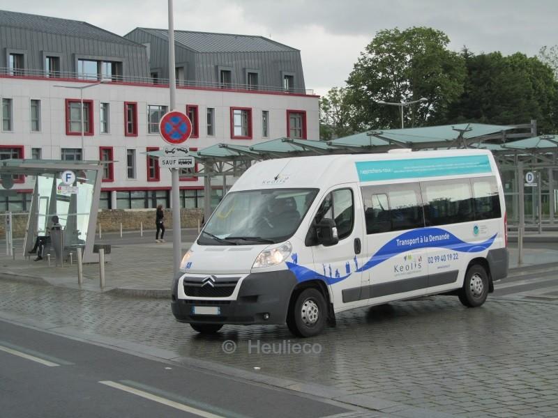 Dietrich Modulis 50, Gare Routière