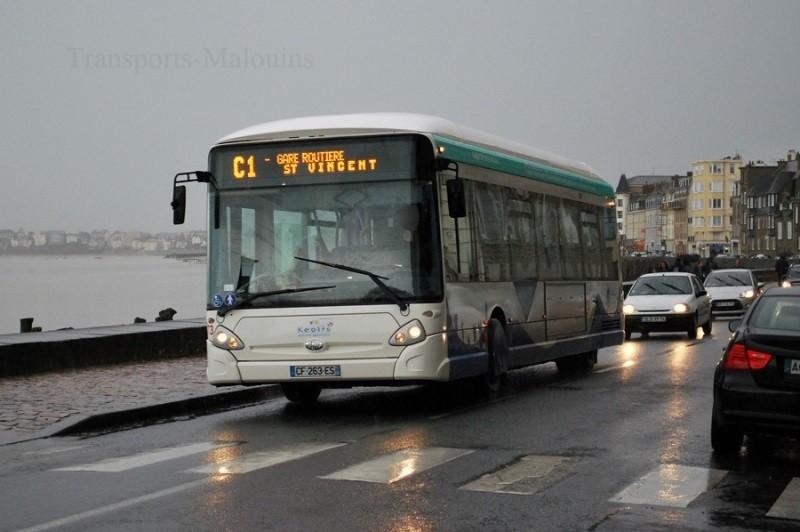 Le 73 évoluant sur le Sillon