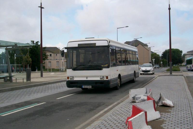 Renault R312, Gare Routière