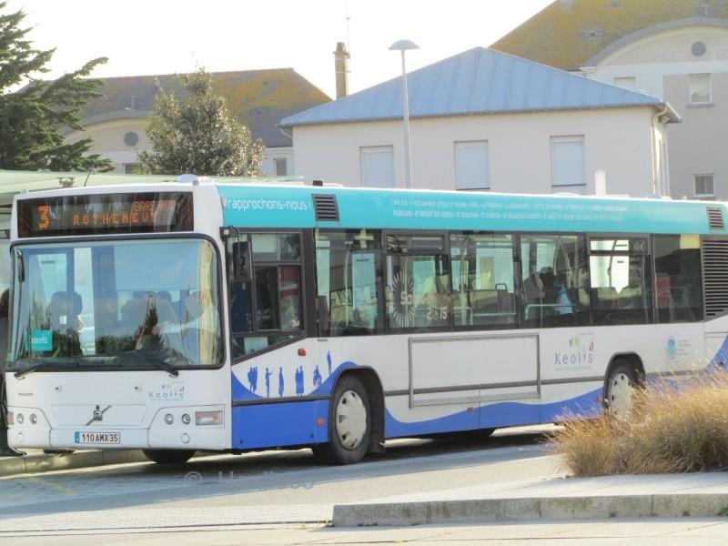 63, Gare Routière