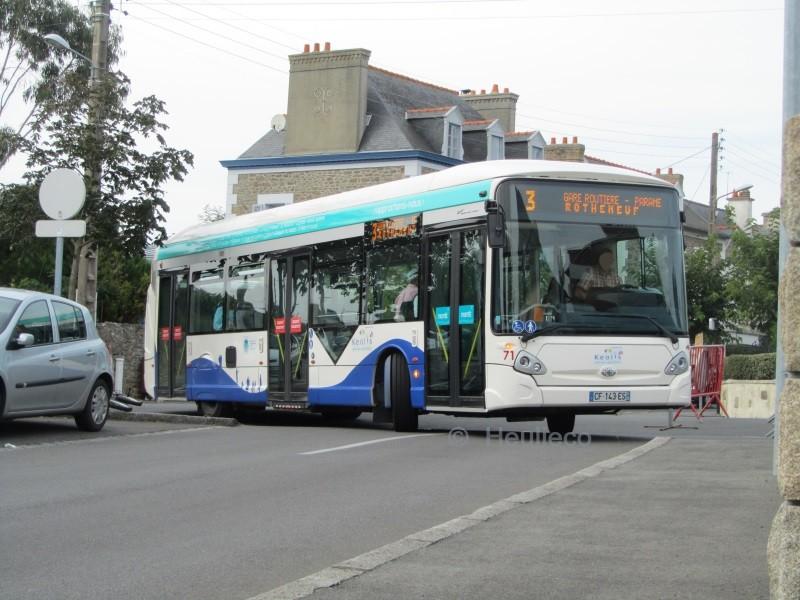 71, rue Jules Foueré à Rothéneuf