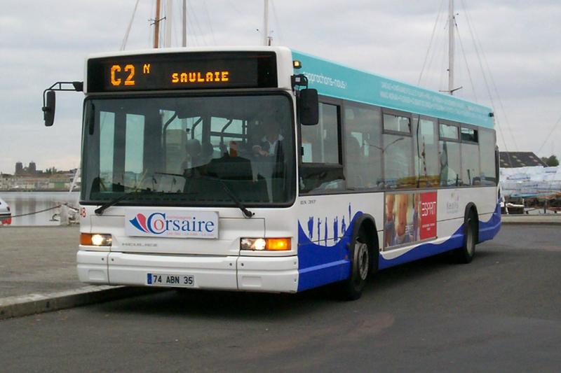 48, Gare Routière