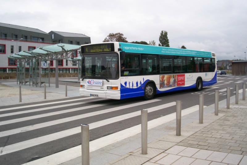 44, Gare Routière