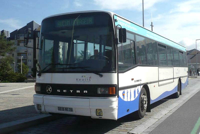 57, Gare Routière