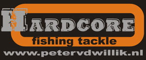 Logo Hardcore fishing tackle