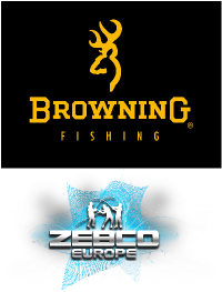 Bild: Logo Browning International S.A. | Zebco Europe GmbH
