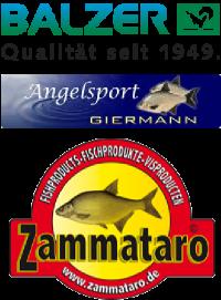 Bild: Logo Balzer | Zammataro Fischlockfutter & Angelsport | Angelsport Giermann