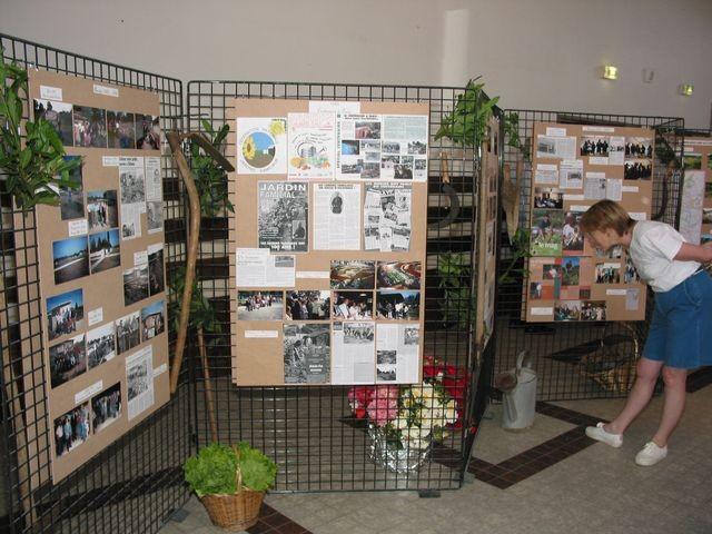 Exposition du centenaire en 2004