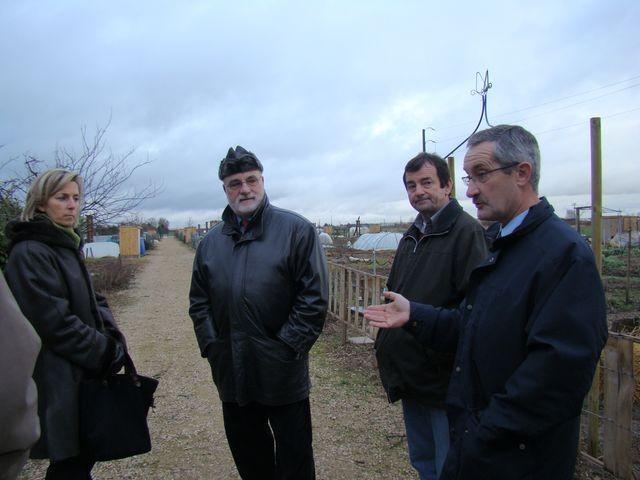 Visite Président FNJFC en 2008