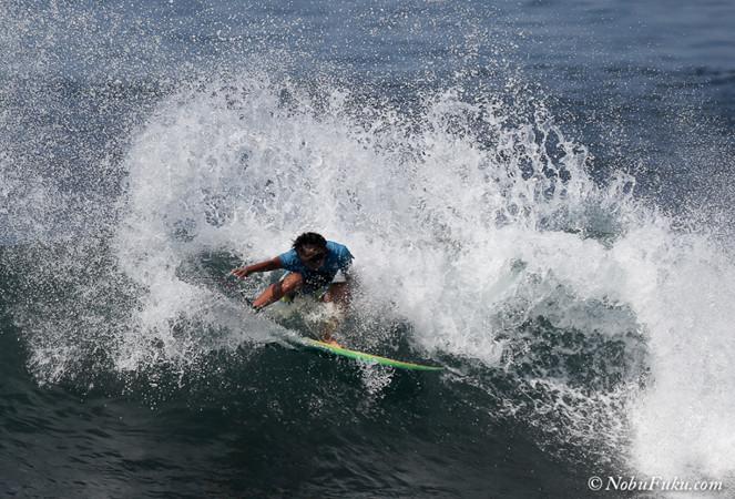 surfer : Rio Waida