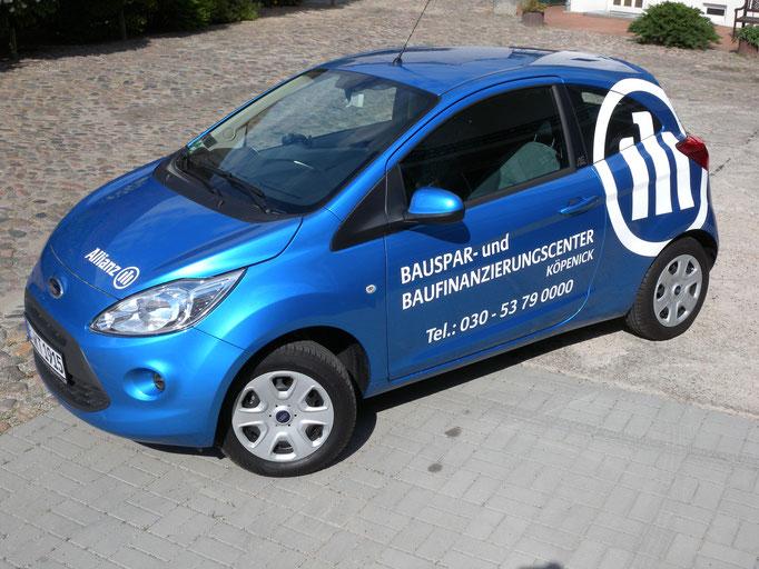Allianz (Ford Ka)