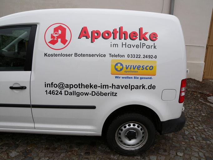 Apotheke (VW Caddy)