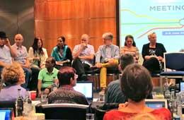 Homöopathie Kongress in London, homöopathische Lehrer
