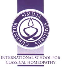 International school for classical homeopathy, Dr Geukens, Belgien, Hechtel, Logo