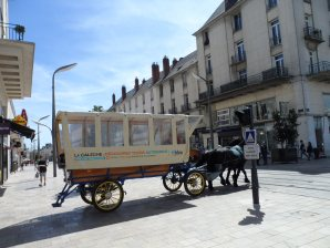 Charming accomodation in tours
