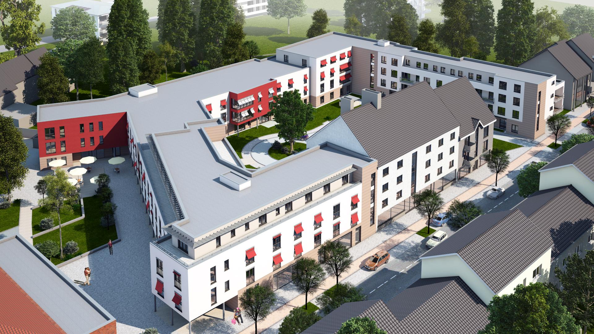 Seniorenheim Alsdorf