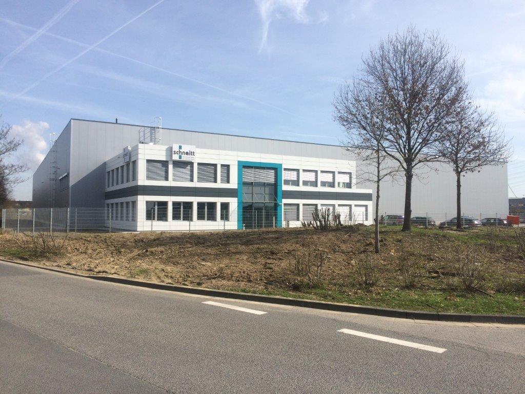 Industrieunternehmen Schnaitt Bergheim