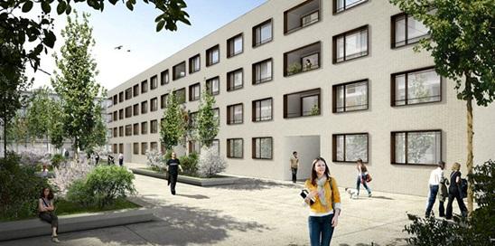 Wohnüberbauung Tribschenstadt, Luzern