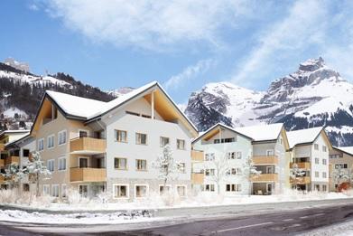 Überbauung Titlis Resort Engelberg